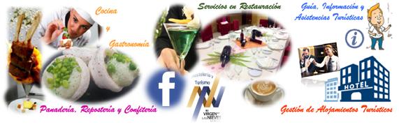 Facebook del departamento de Hostelería y Turismo